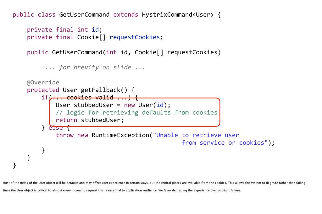public&class&GetUserCommand&extends&HystrixComm...