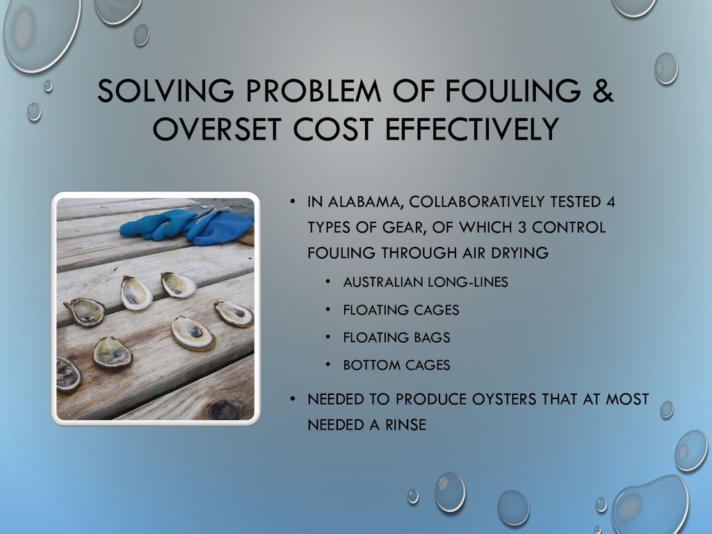 SOLVING PROBLEM OF FOULING & OVERSET COST EFFEC...