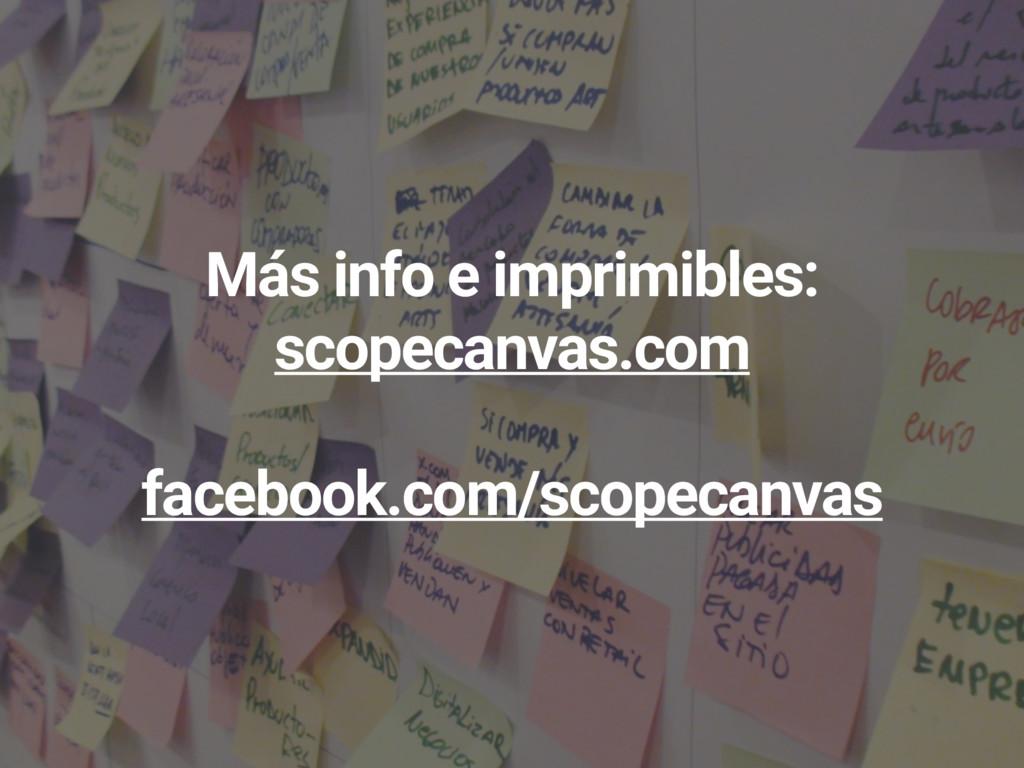 Más info e imprimibles: scopecanvas.com faceboo...