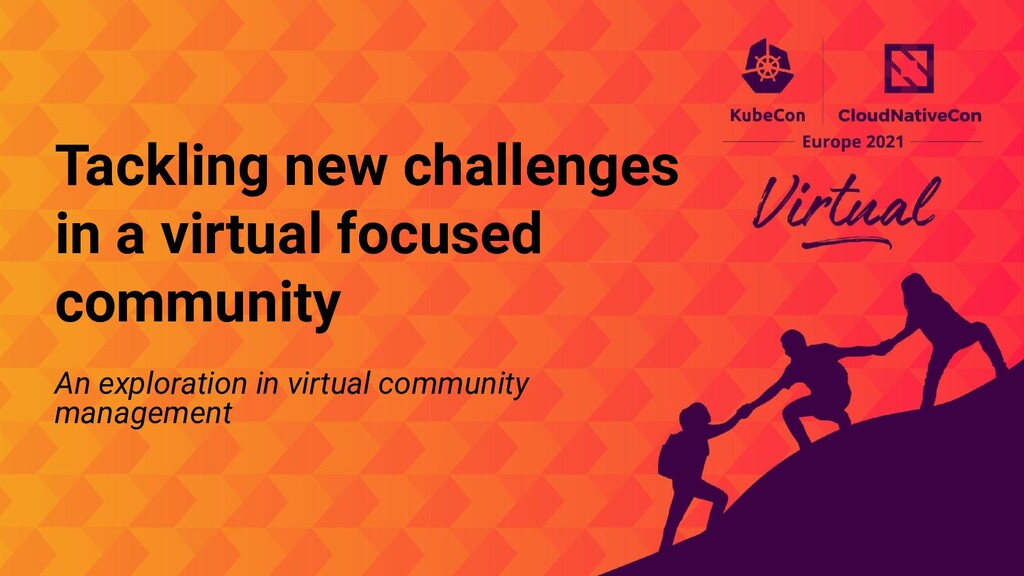 An exploration in virtual community management ...
