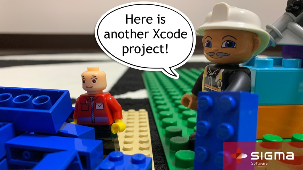 Here is another Xcode project!