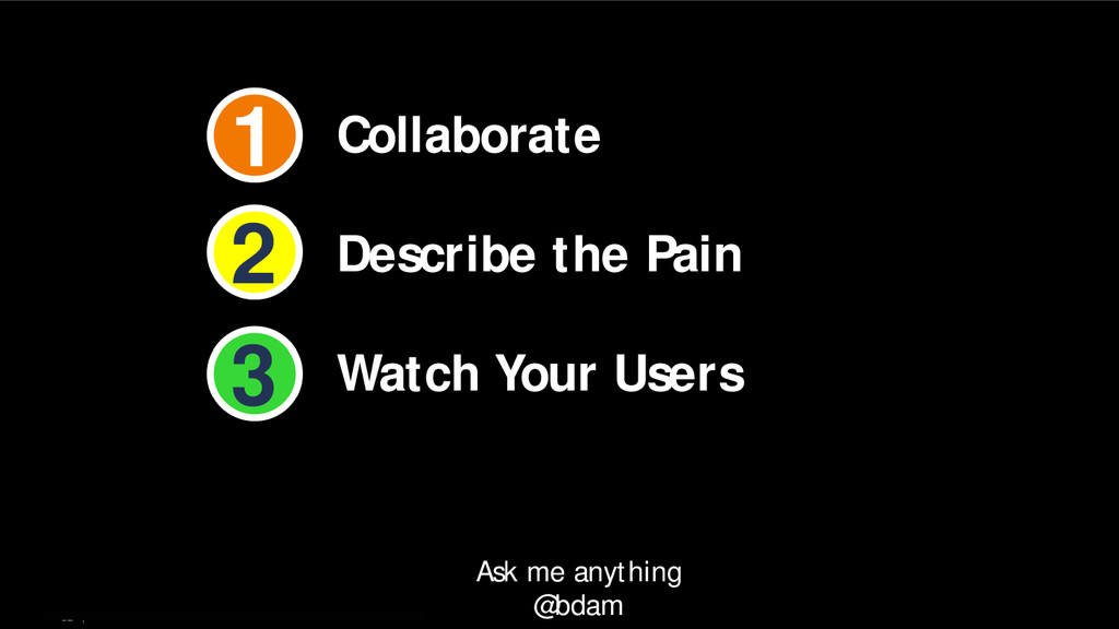 52   Collaborate Describe the Pain Watch Your U...