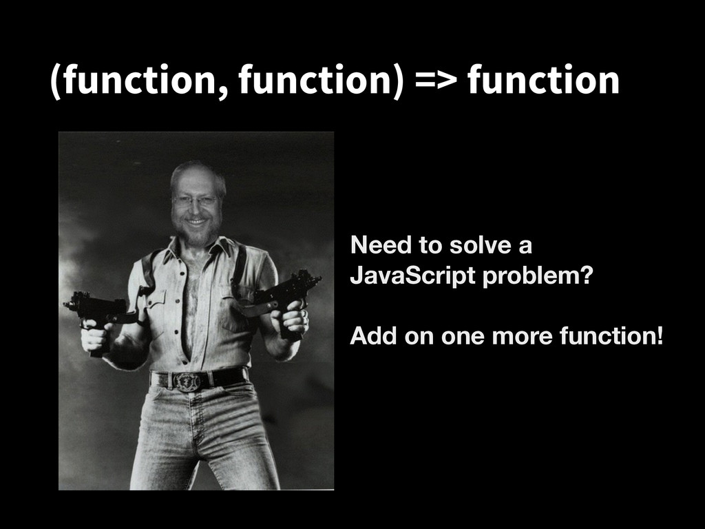(function, function) => function Need to solve ...