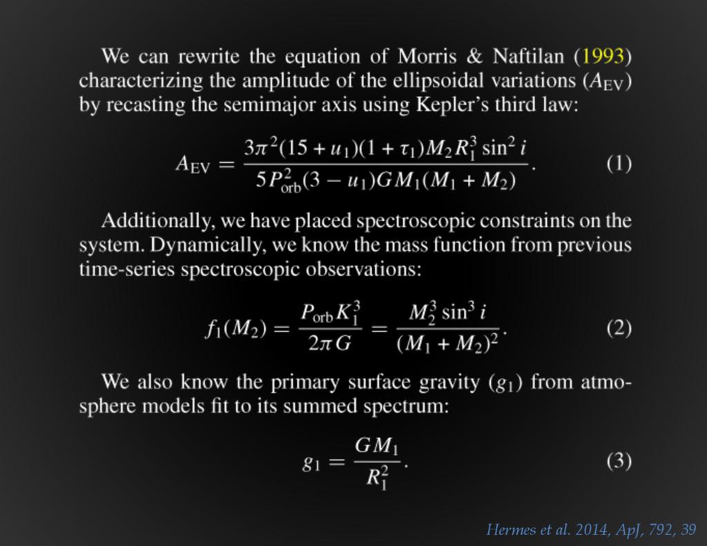 Hermes et al. 2014, ApJ, 792, 39