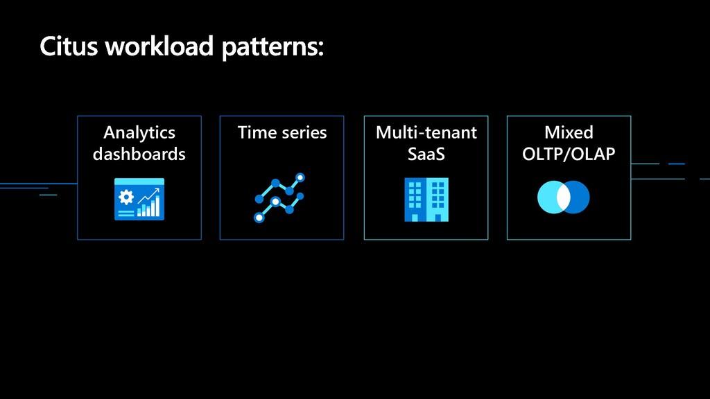 Multi-tenant SaaS Time series Analytics dashboa...