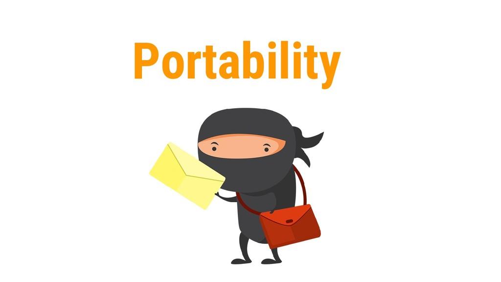 23 Portability