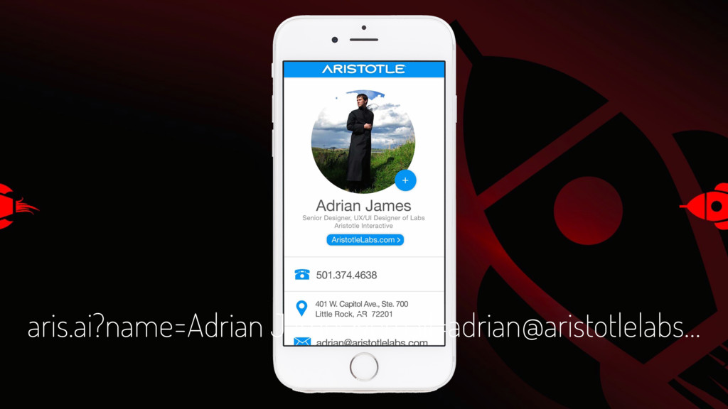 aris.ai?name=Adrian James&email=adrian@aristotl...
