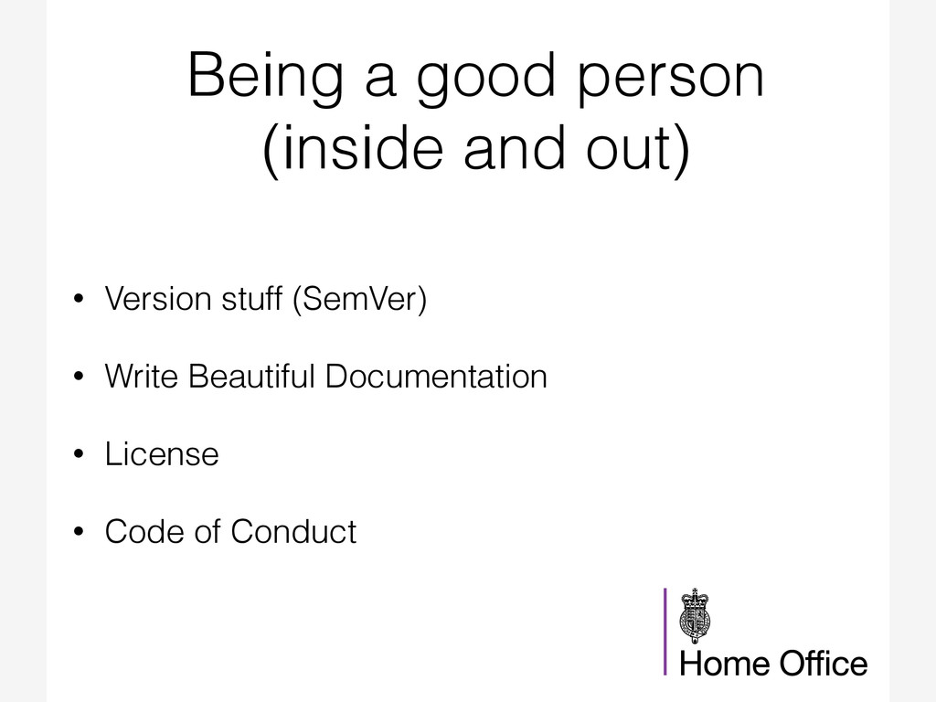 Being a good person (inside and out) • Version ...