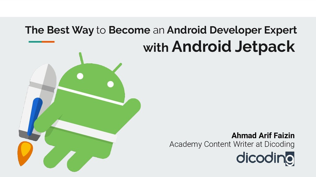 The Best Way to Become an Android Developer Exp...