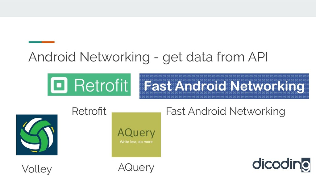 Android Networking - get data from API Fast And...