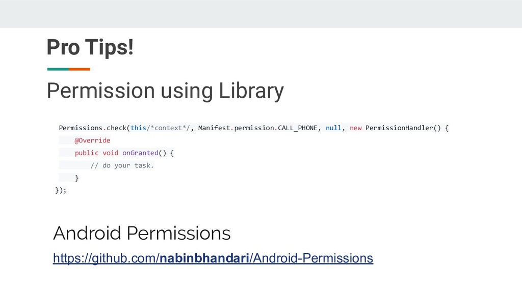 Permissions.check(this/*context*/, Manifest.per...