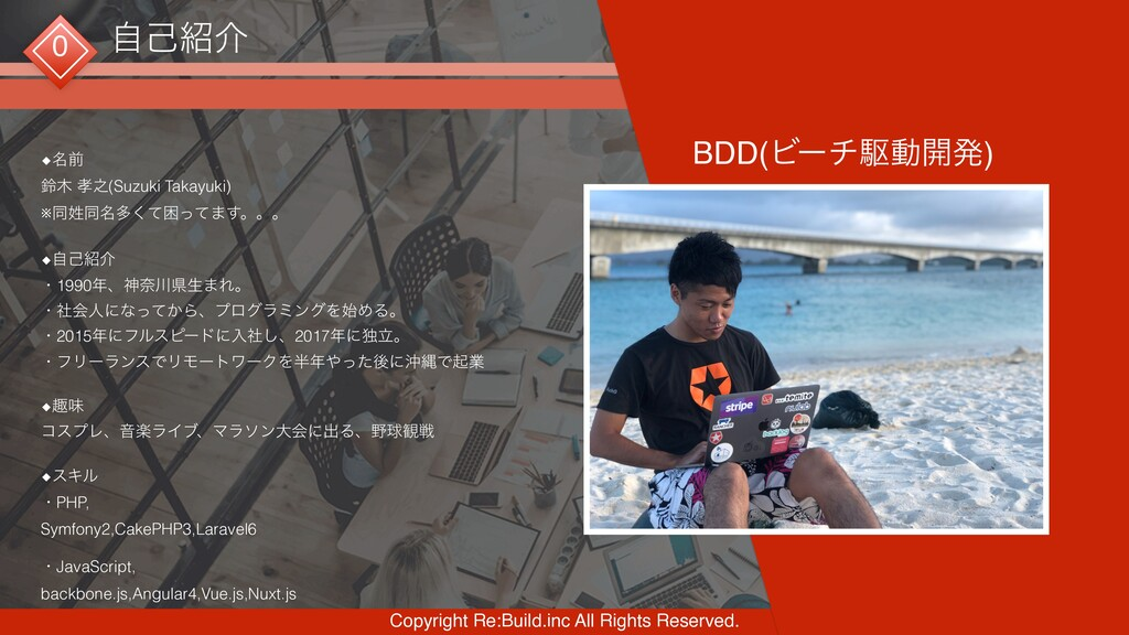 Copyright Re:Build.inc All Rights Reserved. ࣗݾ...