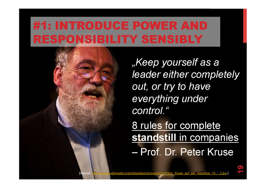 @devpg #1: INTRODUCE POWER AND RESPONSIBILITY S...
