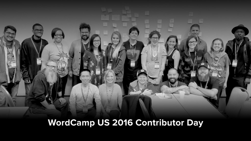 Title of the Proposal WordCamp US 2016 Contribu...