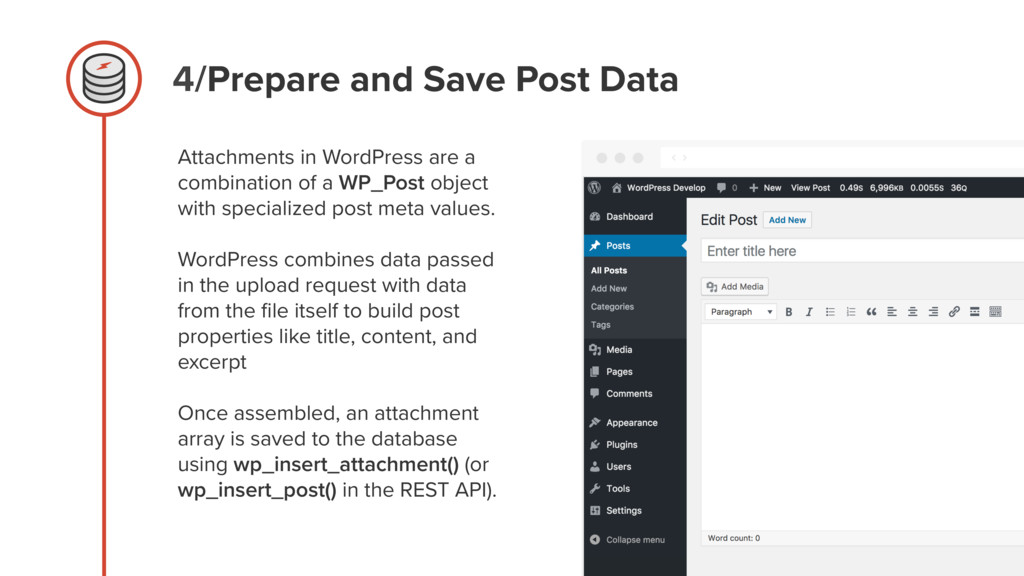 4/Prepare and Save Post Data Attachments in Wor...