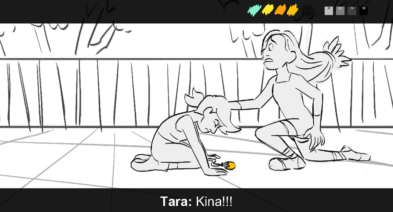 T a r a : K i n a ! ! !
