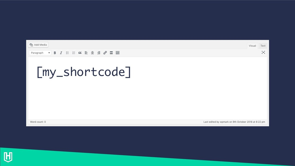 [my_shortcode]