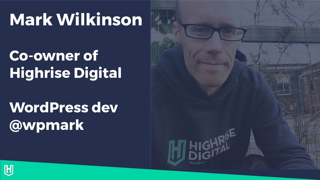 Mark Wilkinson Co-owner of Highrise Digital Wor...