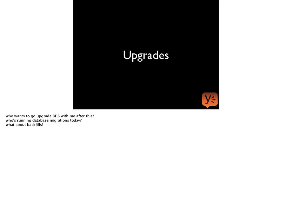 Upgrades who wants to go upgrade BDB with me af...