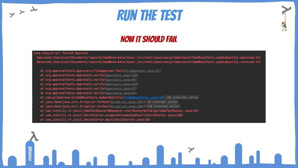 @yot88 Run the test Now it should fail