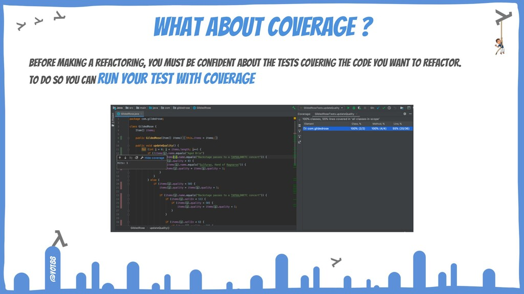 @yot88 What about coverage ? Before making a re...