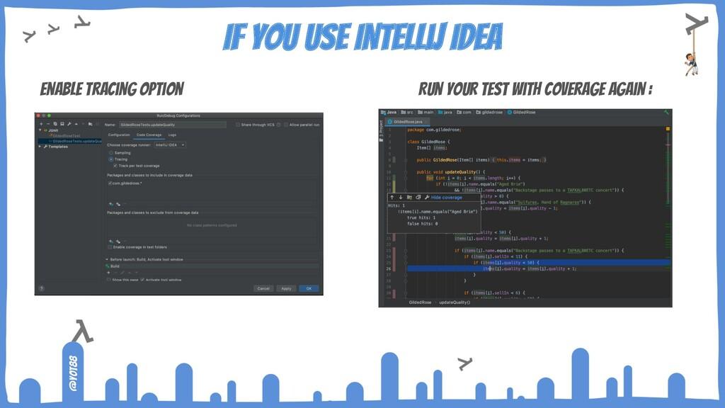 @yot88 If you use IntelliJ IDEA Enable tracing ...