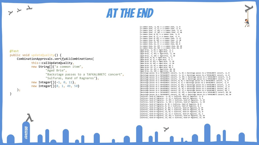 @yot88 At the end @Test public void updateQuali...