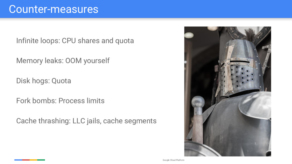 Google Cloud Platform Counter-measures Infinite...