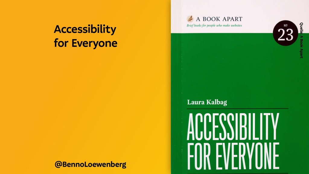@BennoLoewenberg Quelle: A Book Apart Accessibi...