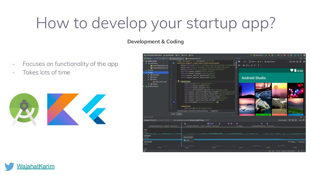 WajahatKarim How to develop your startup app? D...