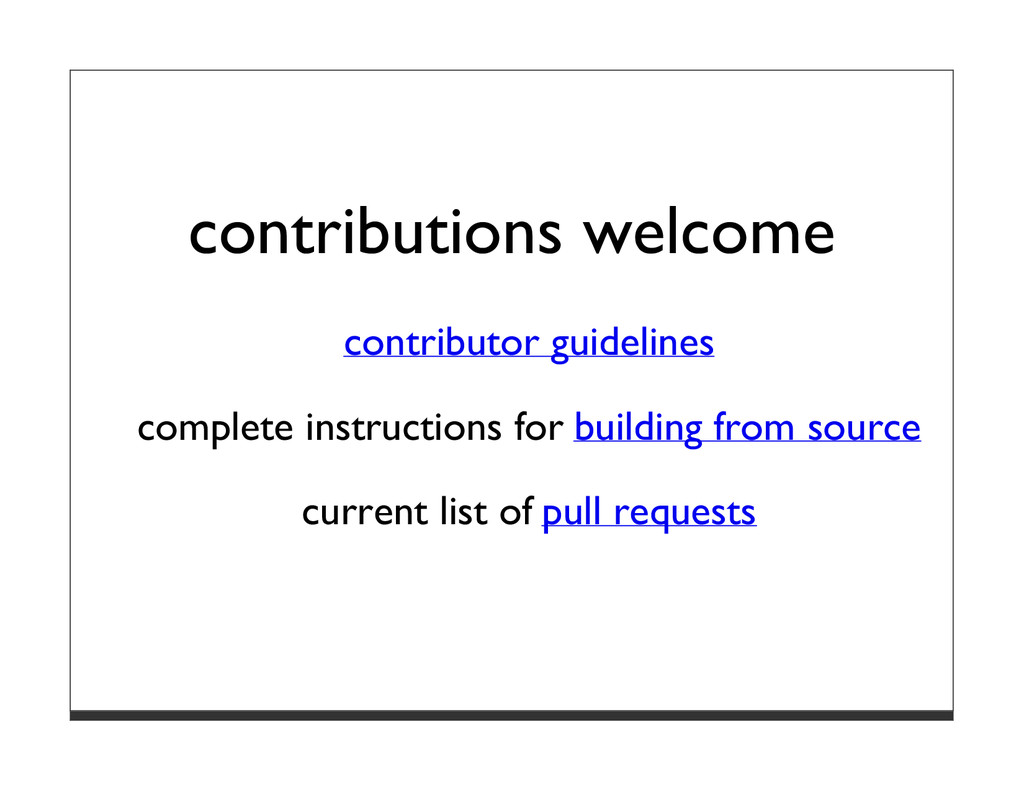 contributions welcome contributor guidelines co...