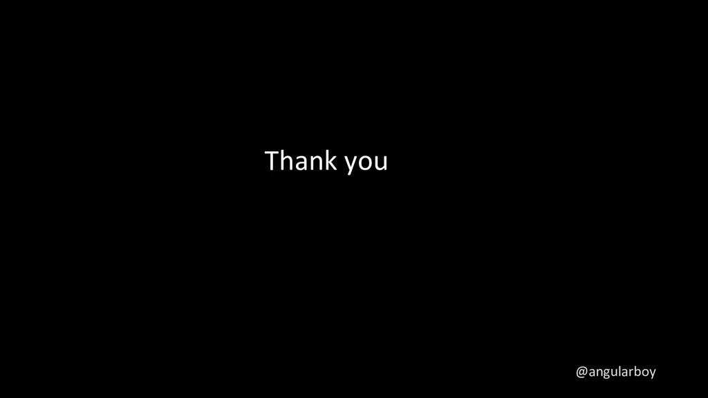 Thank you @angularboy