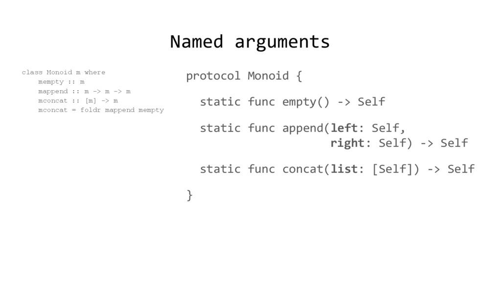 class Monoid m where mempty :: m mappend :: m -...