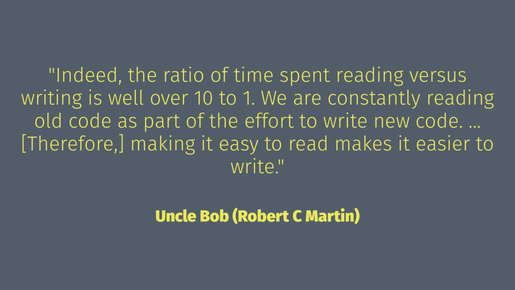 """""""Indeed, the ratio of time spent reading versus..."""