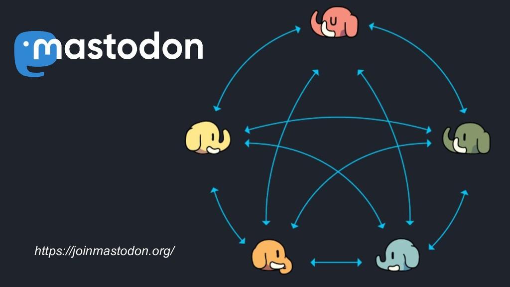 https://joinmastodon.org/
