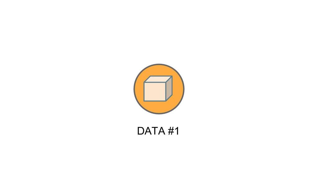 DATA #1