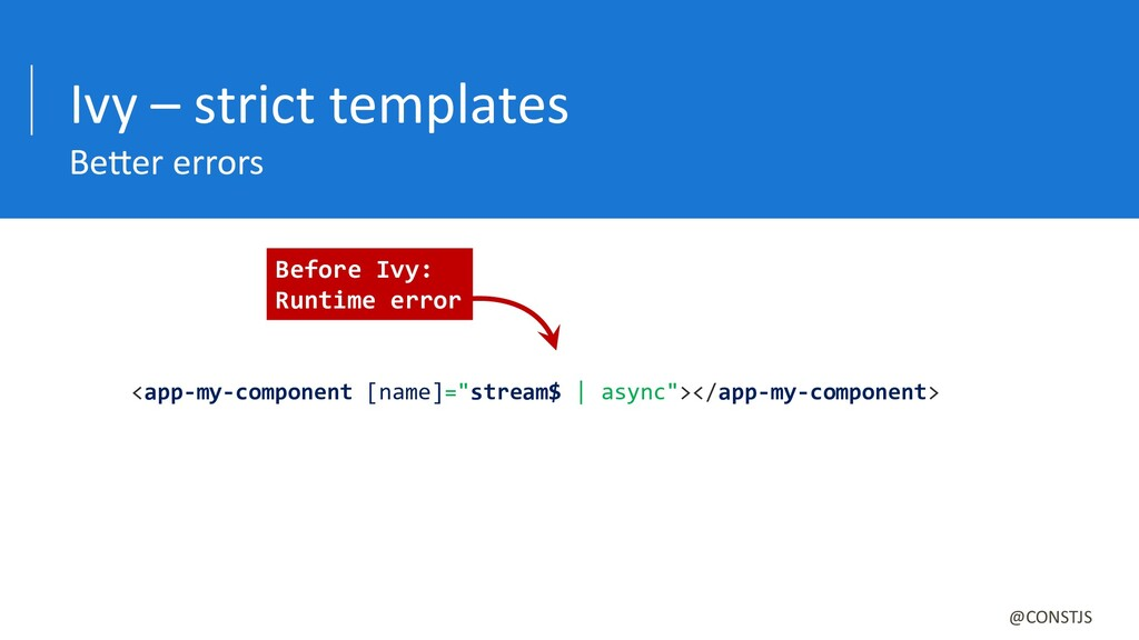 Ivy – strict templates BeKer errors @CONSTJS <a...