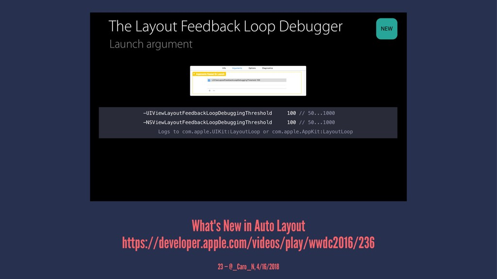 What's New in Auto Layout https://developer.app...