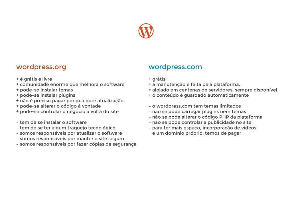 wordpress.org ! + é grátis e livre + comunidade...