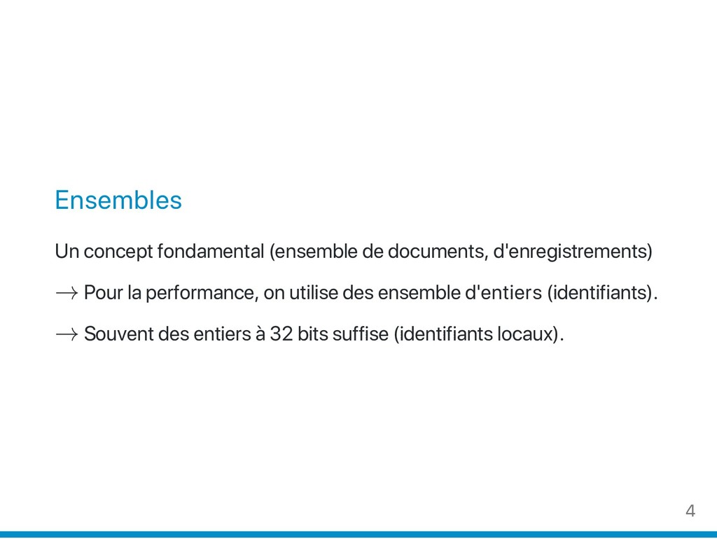 Ensembles Un concept fondamental (ensemble de d...