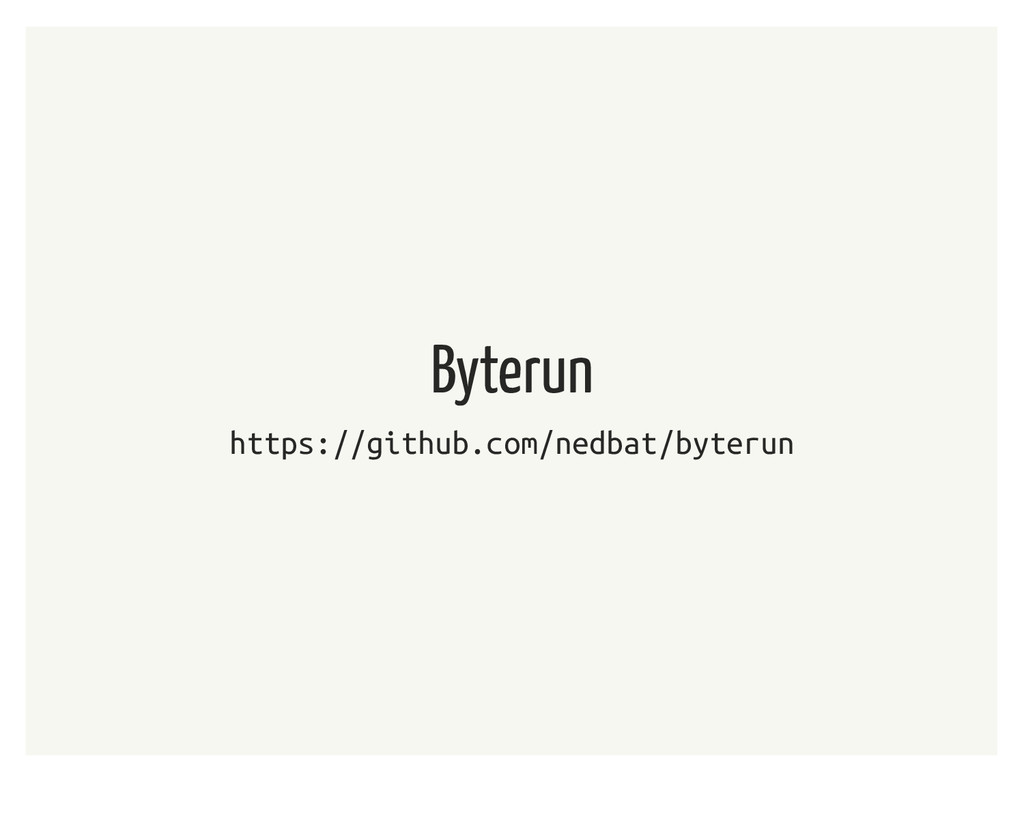 Byterun https://github.com/nedbat/byterun