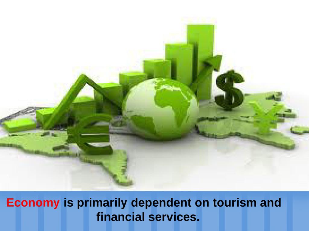 Establish an offshore company Economy is primar...