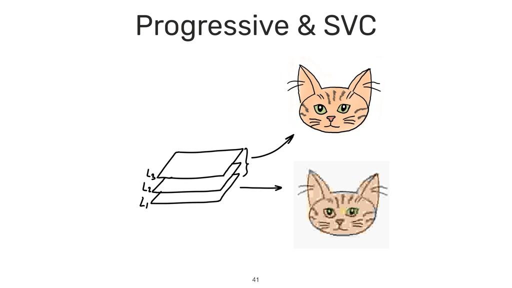 41 Progressive & SVC