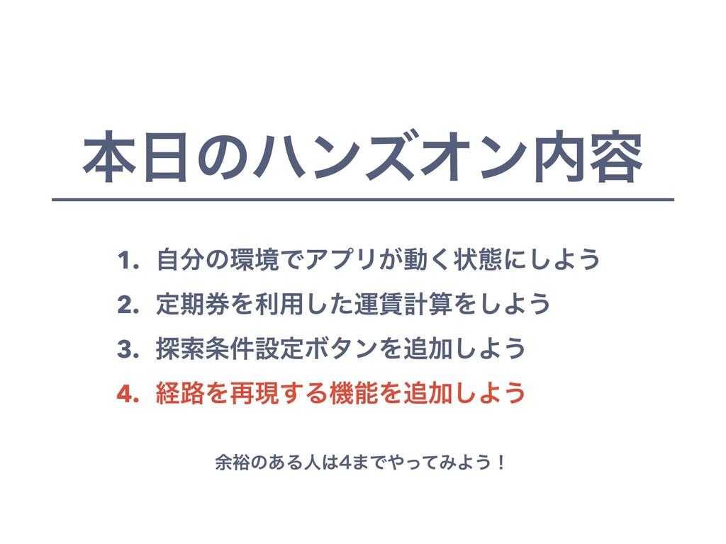 3. ୳ࡧ݅ઃఆϘλϯΛՃ͠Α͏ ڍಈͷ֬ ୳ࡧ݅ઃఆϘλϯ͕ දࣔ͞Ε·ͨ͠ʂ