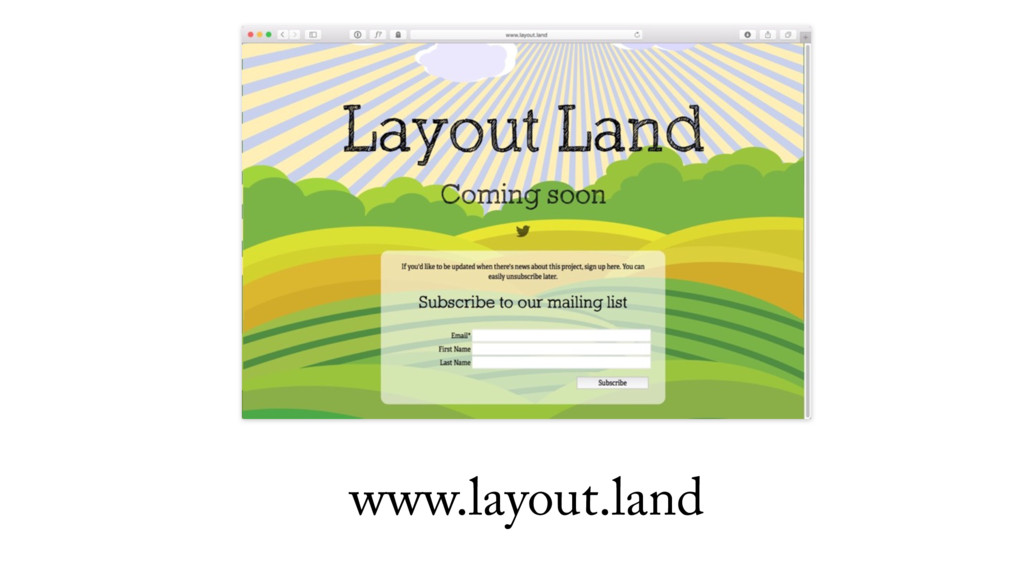 www.layout.land