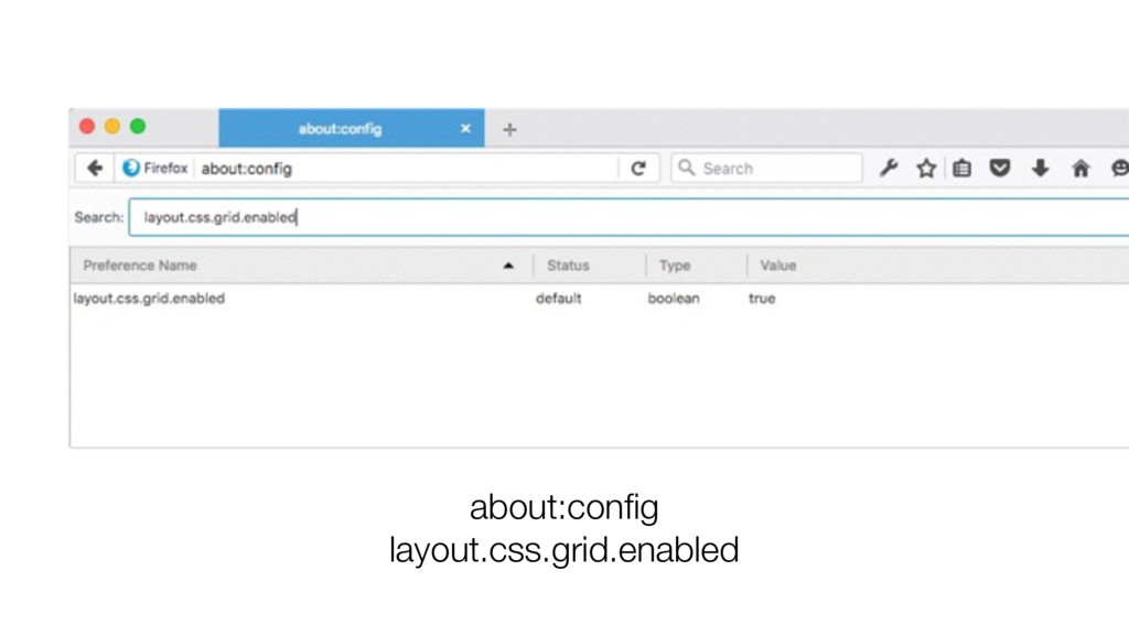 about:config layout.css.grid.enabled