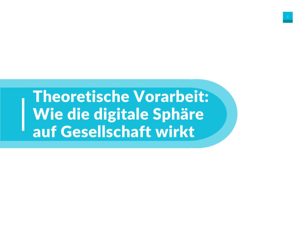 3 Theoretische Vorarbeit: Wie die digitale Sphä...