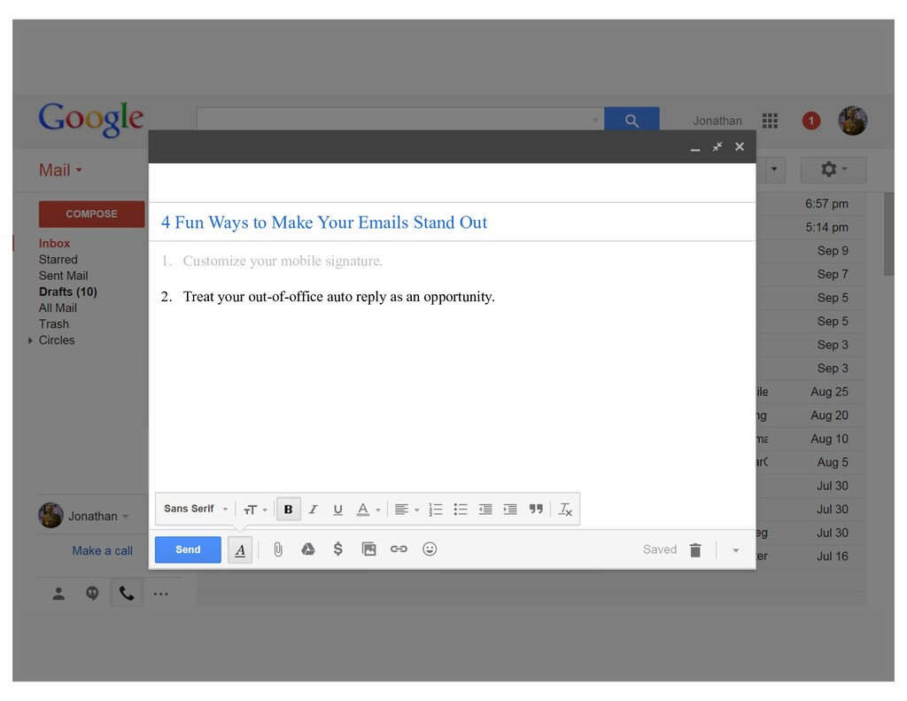 3 Everyday Emails That Make You Sound Abrupt or...