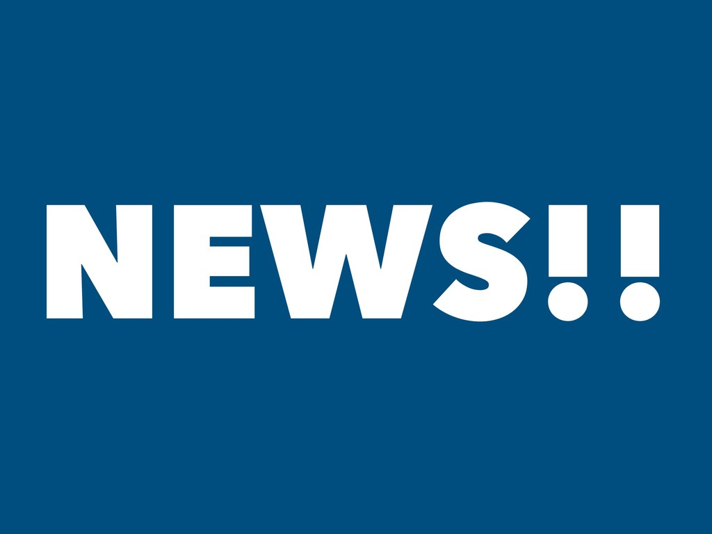 NEWS!!