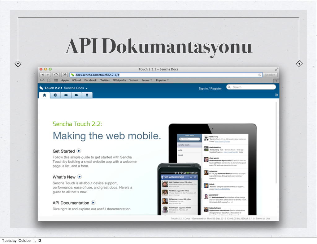 API Dokumantasyonu Tuesday, October 1, 13